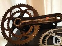 Hello, I am selling my 2013 Campagnolo Record 175