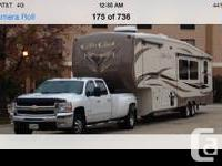 2013 cedar creek 36b4 for sale. 4 year extended