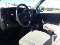 Make Chevrolet Model Express Passenger Year 2013