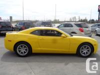 Make Chevrolet Model Camaro Year 2013 Colour Yellow