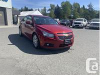 Make Chevrolet Model Cruze Year 2013 Colour Red kms