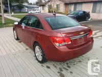 Make Chevrolet Model Cruze Year 2013 Colour Brown kms
