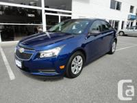 2013 Chevrolet Cruze LS  Just In!   Only 22,500kms