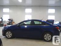 Make Chevrolet Model Cruze Year 2013 Colour Blue kms
