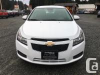 Make Chevrolet Model Cruze Year 2013 Colour White kms