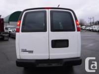 Make Chevrolet Model Express Year 2013 Colour White