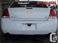 Make Chevrolet Model Impala Year 2013 Colour White kms