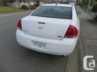 Make Chevrolet Model Impala Year 2013 Colour White kms