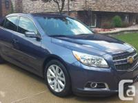 2013 Chevrolet Malibu 2LT 4dr Sedan 4cyl) with ATLANTIS