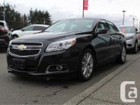 Make Chevrolet Model Malibu Year 2013 kms 35252 Trans