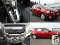 Click to view the details: 2013 Chevrolet Sonic LT Auto