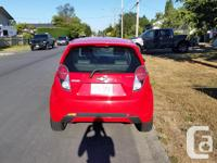 Make Chevrolet Model Spark Colour Red Trans Automatic
