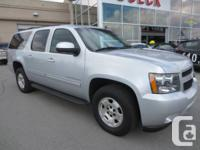 2013 Chevrolet Suburban LT, fully loaded! 6 spd