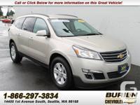 Year: 2013 Make: Chevrolet Model: Traverse Trim: AWD