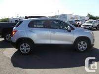 Make Chevrolet Model Trax Year 2013 Colour SILVER kms