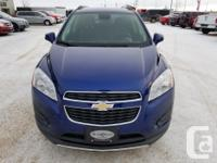 Make Chevrolet Model Trax Year 2013 Colour Blue kms