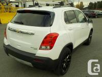 Make Chevrolet Model Trax Year 2013 Colour White kms