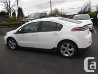 Make Chevrolet Model Volt Year 2013 Colour WHITE kms