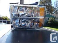 Headlight/Taillights from 2013 Silverado. Look brand