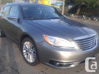Make Chrysler Year 2013 Colour Grey kms 207443 Trans