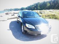 Make Chrysler Year 2013 Colour Black Trans Automatic