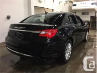 Make Chrysler Model 200 Year 2013 kms 81463 Trans
