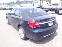 Make Chrysler Model 200 Year 2013 Colour Blue kms
