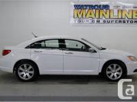 Make Chrysler Model 200 Year 2013 Colour Bright White
