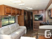 Our motorhome has been a well loved and comfortable