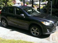 2013 Mazda CX-5. Approx. 45,000 km. FWD, 6 Rate MANUAL