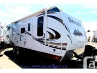 The spectacular Denali 261BH family RV