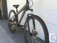 We are selling a 2013 Devinci Cameleon S It is an