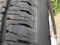Load range E Firestone transforce HT LT 275/70/R18.
