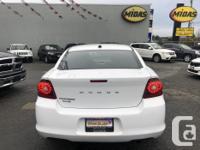 Make Dodge Model Avenger Year 2013 Colour White kms