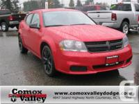 The eye catching 2013 Dodge Avenger has features such