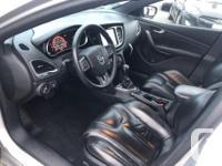 Make Dodge Model Dart Year 2013 Colour Silver kms