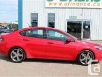 Make Dodge Model Dart Year 2013 Colour Red kms 95315
