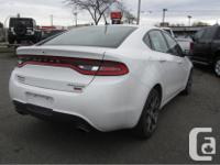 Make Dodge Model Dart Year 2013 Colour White kms 34000