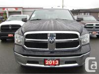 Make Dodge Model Ram 1500 Year 2013 Colour Black kms