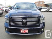Make Dodge Model Ram 1500 Year 2013 Colour Blue kms