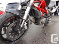 Used, 2013 Ducati 796 Monster SPECS: Displacement: 803.00 ccm for sale  British Columbia
