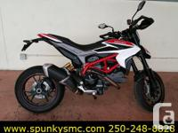 Fun Bike! Ducati's Hypermotard SP 821 ABS 21,000kms