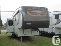 2013 JAYCO EAGLE 33.5RETS FIFTH WHEEL AT CLEARANCE