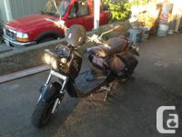 2013 Electric XPD moped for sale I bot it last year