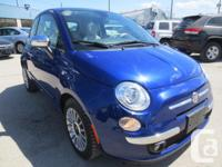 Make FIAT Model 500c Year 2013 Colour BLUE kms 35000