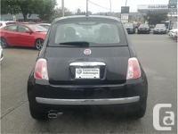 Make Fiat Model 500 Year 2013 Colour Black kms 80686
