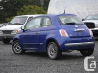 Make Fiat Model 500 Year 2013 Colour Blue kms 18000