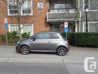 Make Fiat Colour Grey Trans Automatic kms 59000 2013