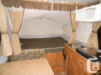 King & Queen Bed. Heated Mattresses. Side Dinette.