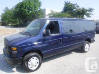 Make Ford Model Econoline Year 2013 Colour Blue kms